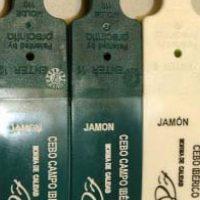 Nuevas etiquetas Jamón